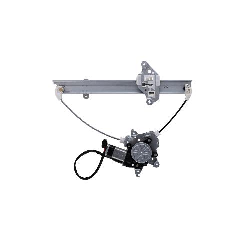 For 05-15 Xterra Rear Passenger Window Regulator With Motor