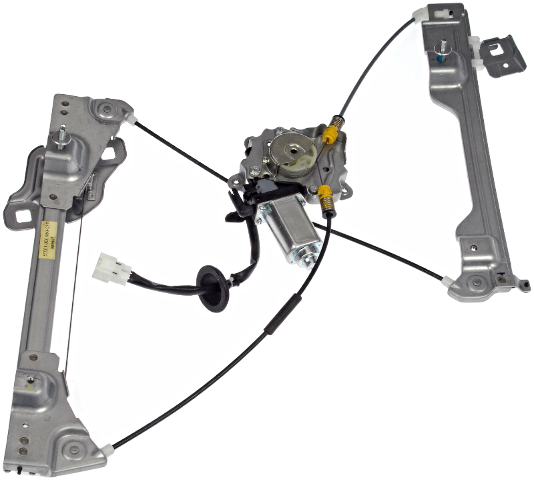 Fits 03-09 350Z Passenger Front Power Window Regulator with Motor 6Pin  Connector