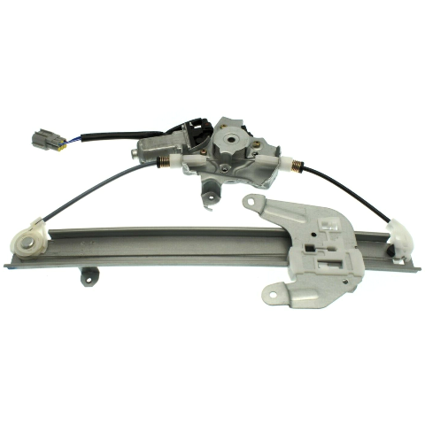 For 08-13 Rogue 14-15 Rogue Select Rear Passenger Window Regulator With Motor