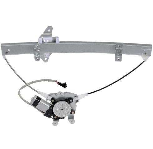 For 98-01 Altima Front Left Driver Door Window Motor Regulator 2 Pin Connector