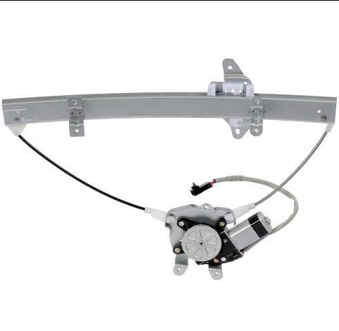 For 98-01 Altima Front Right Passenger Door Window Motor Regulator 2 Pin Connector