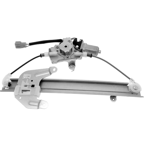 For 11-16 Juke Power Window Regulator Front Right Passenger With Motor 2 Pin Connector
