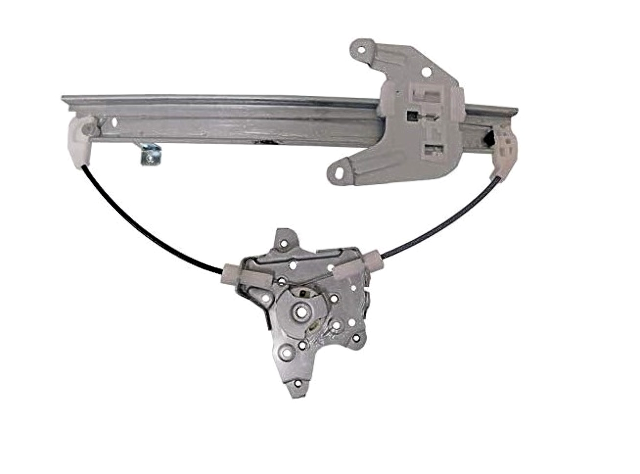 For 08-13 Rogue 14-15 Rogue Select Rear Driver Window Regulator Without Motor