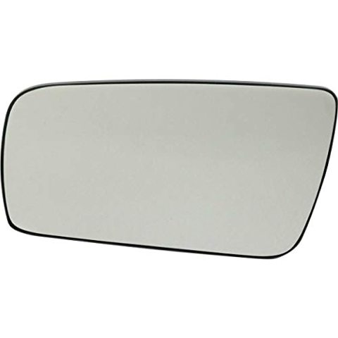 OEBrands Fits 05-09 Mustang Left Driver Side Mirror Glass w/Holder OE