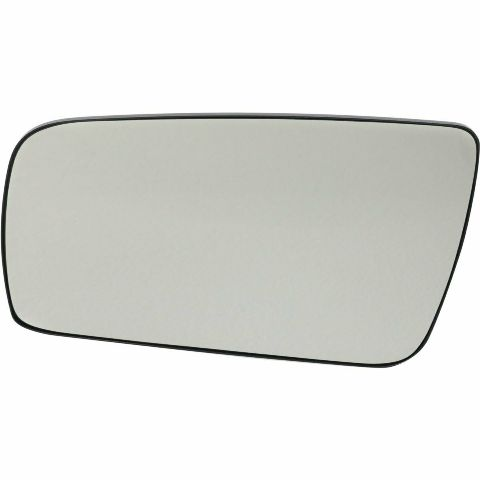 Fits 05-09  Mustang Left Driver Side Mirror Glass w/ Holder OE
