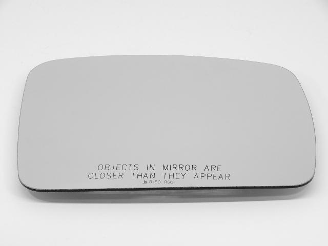 Fits 08-10  LR2, 05-09 Range Rover / Sport Right Pass Convex Mirror Glass w/ Bracket