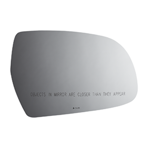 For 09-17  A3*, A4, A5, S4, S5, RS5 Right Passenger  Mirror Glass Lens 3 Options
