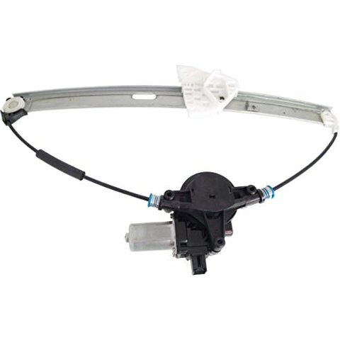 BAP for 13-16 CX-5 Front Left Driver Power Window Regulator with Motor