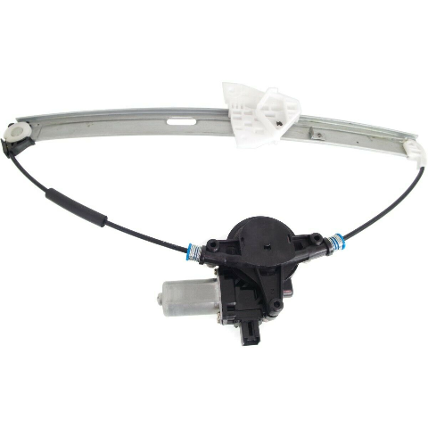 For 13-16 CX-5 Front Left Driver Power Window Regulator With Motor