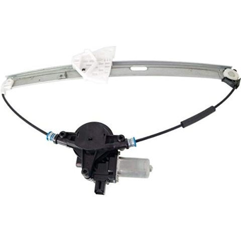 BAP for 13-16 CX-5 Front Right Passenger Power Window Regulator with Motor