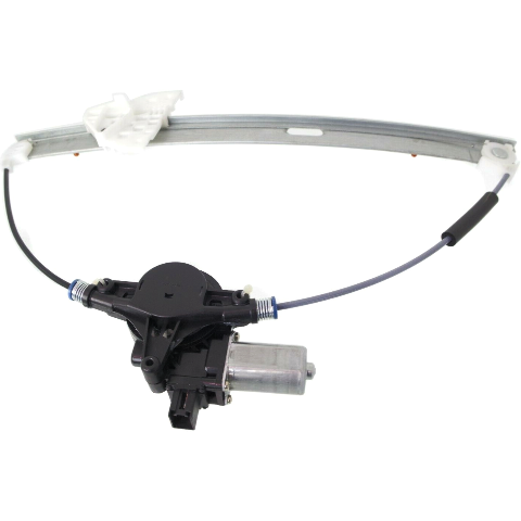 For 09-13 Mazda6 Power Window Regulator Front Right Passenger With Motor 2 Pin Connector
