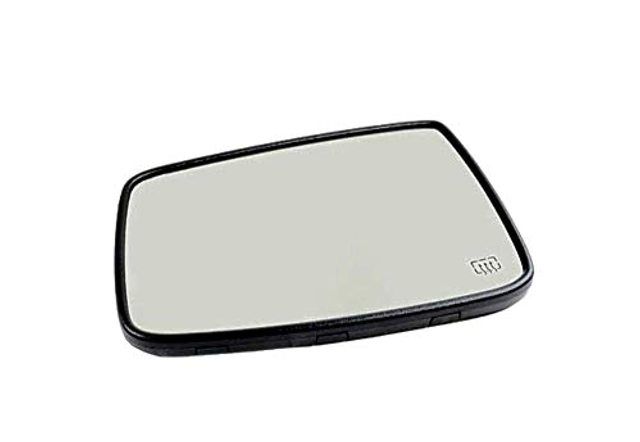 OEBrands Left Heated Auto Dimming Mirror Glass w/Square Type Holder for 09-(17 2021 Ram