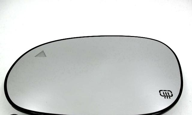 Left Driver Heated Mirror Glass w/Blind Spot for 15-19 Challenger w/Holder OEM