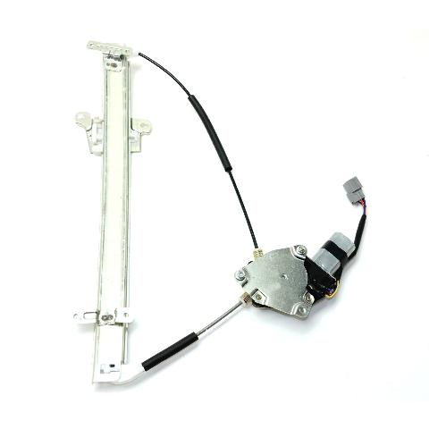 Fits 05-12  RL Front Left Driver Side Window Motor & Regulator w/ 6 Pin Plug