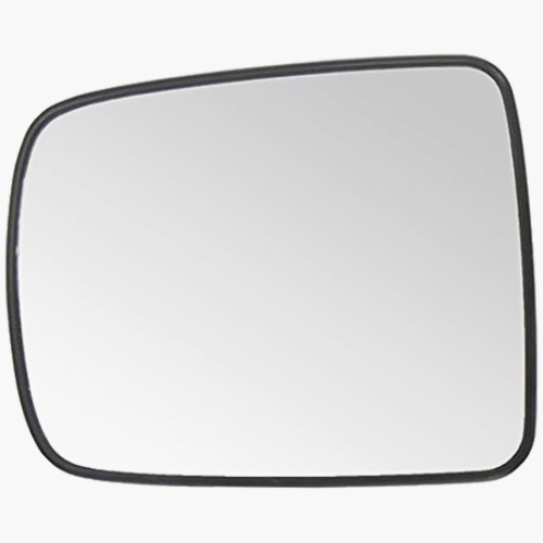 Fits 03-11 Element Left Driver Mirror Glass w/ Holder Genuine OE