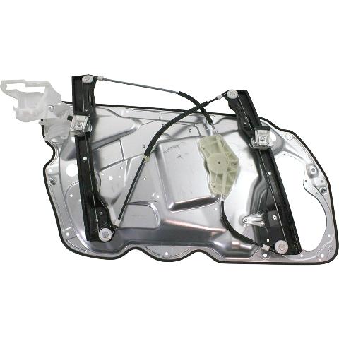 For VW 06-10 Passat 09-12 Passat CC 13-17 CC Front Passenger Window Regulator Without Motor