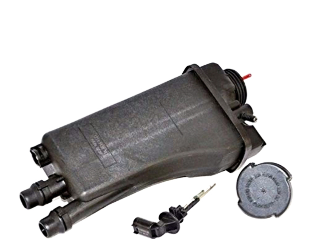 Fits 99-03 BMW 5 Series Except 540i Coolant Expansion Tank With Sensor-Cap
