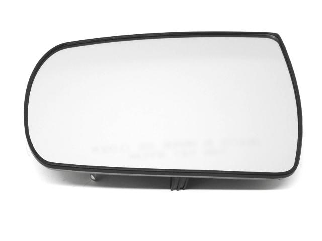 Fits 11-13 Sorento Left Driver Mirror Glass w/ Rear Holder OE  non Heat