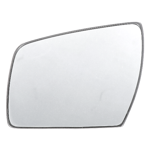 Genuine OEM Left Driver Heated Mirror Glass w/ Holder for 10-13  Soul
