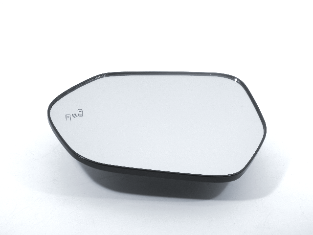 For 18-20 Camry 19-20 Corolla Left Mirror Glass Heated w/BlindSpot w/Holder OE USA built
