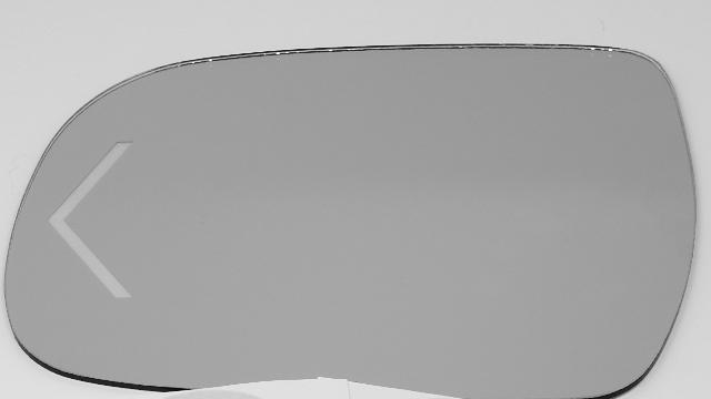 Fits 06*-10 Sienna Left Driver Heated Mirror Glass w/ Signal w/Holder OEM