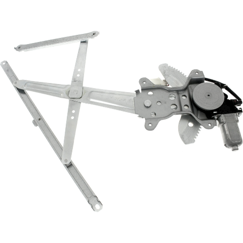 For 07-13 SX4 Front Driver Window Regulator With Motor