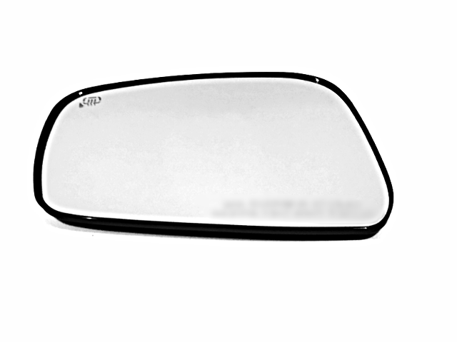 Fits Nissan 05-18 Frontier, 05-12 Pathfinder, 05-15 Xterra, 09-11 Suzuki Equator Right Passenger Heated Mirror Glass w/ rear mount backing plate OE