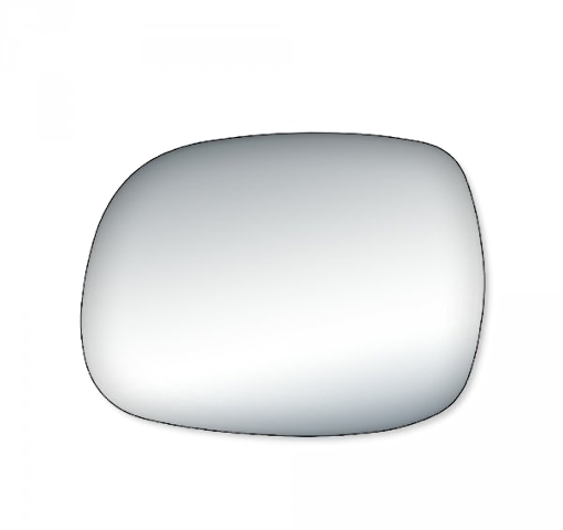 Fits 00-06 Tundra 01-07 Sequoia Left Driver Mirror Glass Lens w/Silicone