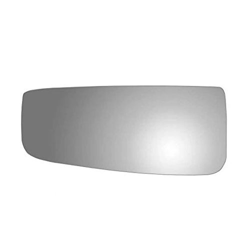 K Source Left Driver Lower Convex Mirror Glass Lens for 15-18 F150,17-19 F250 F350