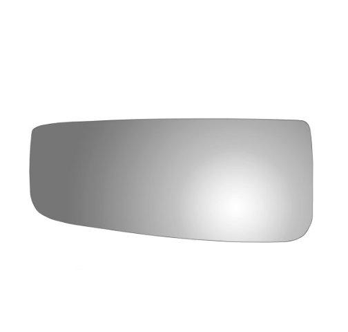 Left Driver Lower Convex Mirror Glass Lens for 15-18 F150,17-19 F250 F350