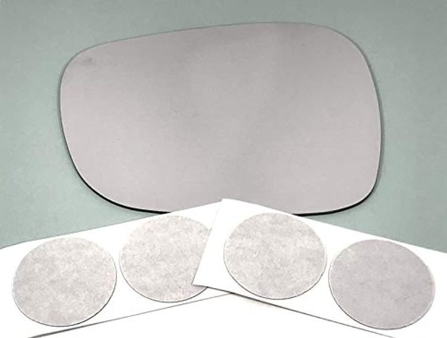 VAM Fits 11-14 BMW X3 Left Driver Mirror Glass Lens Models w/Out Auto Dimming