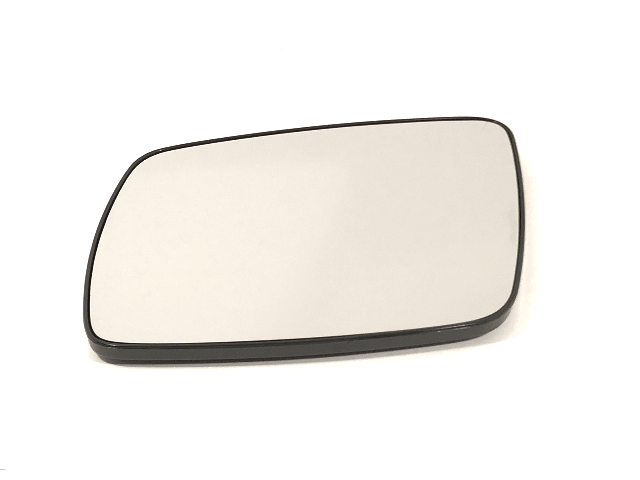 Left Driver Mirror Glass w/Rear Holder for 09-16  Journey w/ Manual Fold