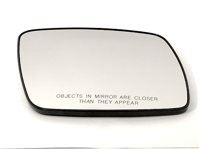 Right Pass Mirror Glass Manual w/Rear Holder for 09-16  Journey