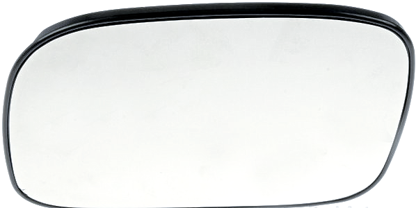 Fits 06-08 Chry Pacifica Driver Heated Mirror Glass w/Holder Models w/o Auto Dim