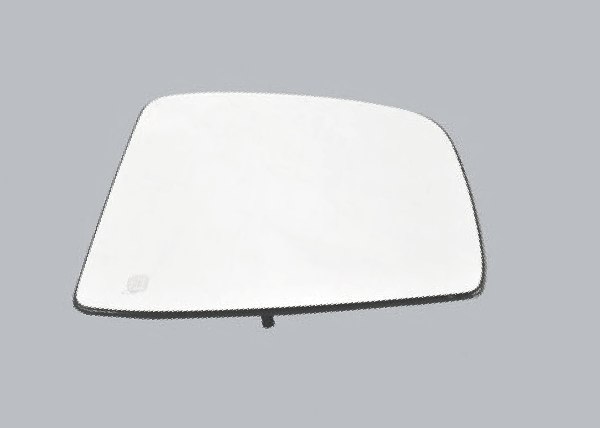 Fits 15-18 Ram Promaster City Left Driver Heat Mirror Glass w/Holder Genuine OE