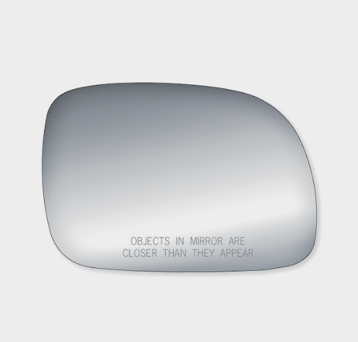 For 96-07 Caravan Grand / Town & Country, Voyager Right Pass Mirror Glass Lens