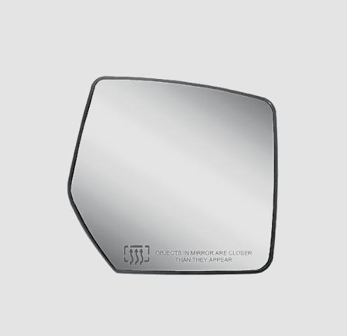 Fits 07-11 Nitro 08-12 Liberty Right Passenger Heated Mirror Glass w/Holder