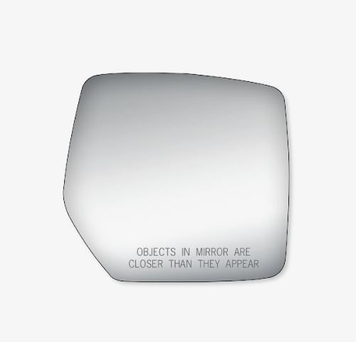 Fits 07-11 Nitro 08-12 Liberty Right Passenger Convex Mirror Glass Lens