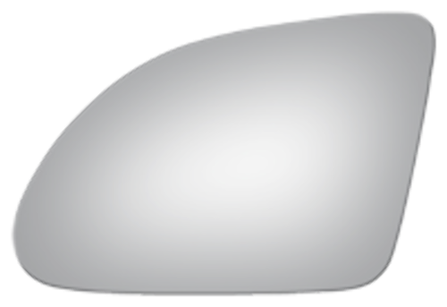 Fits 86-91 Taurus, Sable Right Pass Power Mirror Glass Lens w/ Adhesive