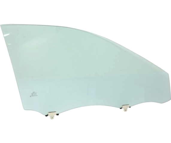 Front Door Window Glass Right Passenger Side for 15-17 Camry