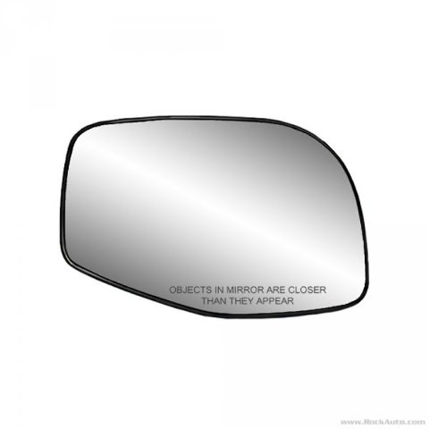 Fits 02-05 Explorer, Sport Trac, Ranger, Mountaineer Right Mirror Glass w/Holder