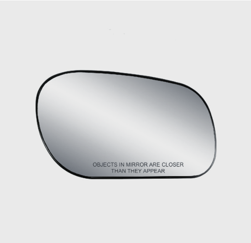 Fits 98-11 Grand Marquis Crown Victoria Right Pass Heated Mirror Glass w/Holder
