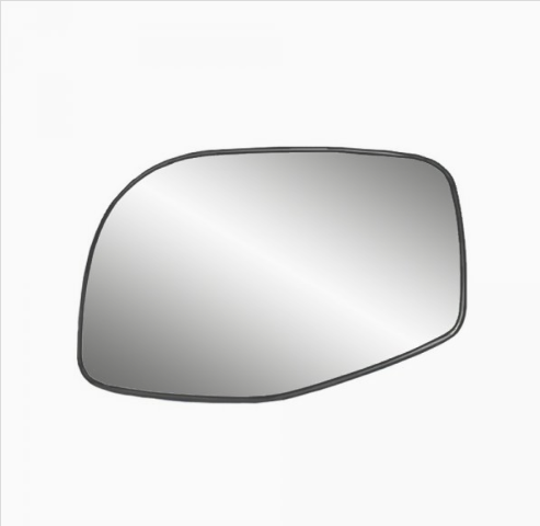 Fits 02-05 Explorer, Sport Trac, Ranger, Mountaineer Heated Left Mirror Glass w/Holder
