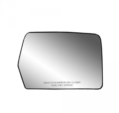 Fits  04-10 F150 Right Passenger Convex Mirror Glass w/Rear Holder