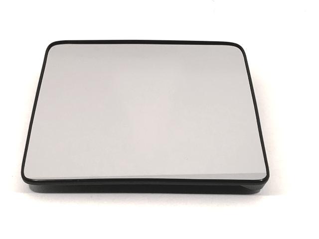 Fits 08-16 Super Duty F250 F350 F450 F550 Right Pass Upper Mirror Glass w/Holder