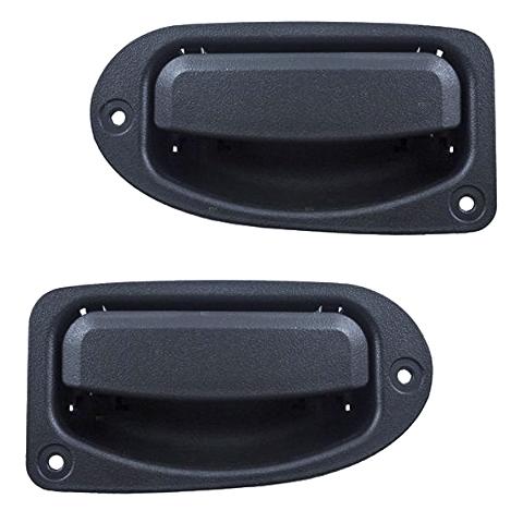 Left & Right Side 3rd Door Handles for 98-11 FD Ranger 2DR Extended Cab MAZ P/U