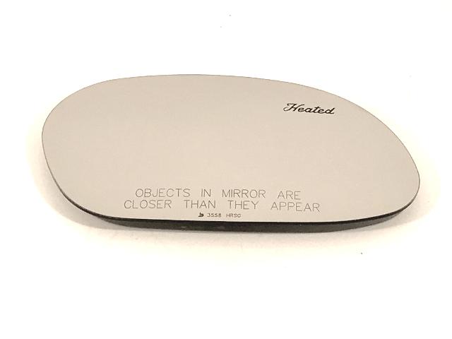 For 96-99 Taurus, Sable Right Passenger Heated Mirror Glass w/Bracket