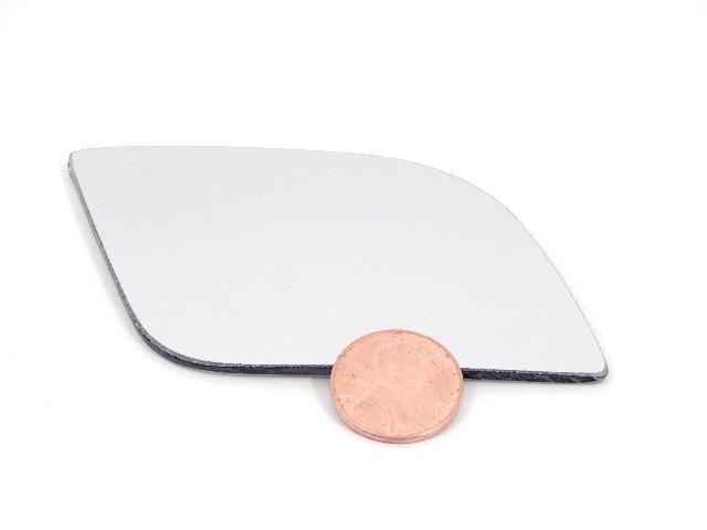 Fits 13-19 Linc MKZ Right Pass Upper Corner Convex Spot Mirror Glass Lens