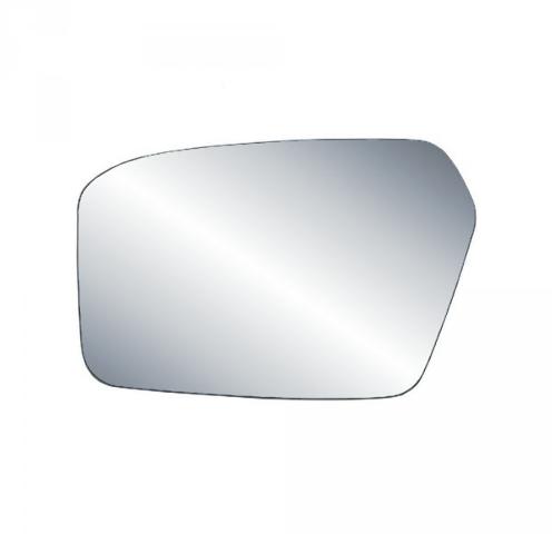 Fits 07-10 Linc MKZ 06-10 Fusion, Milan Lt Driver Mirror Glass w/Adhesive