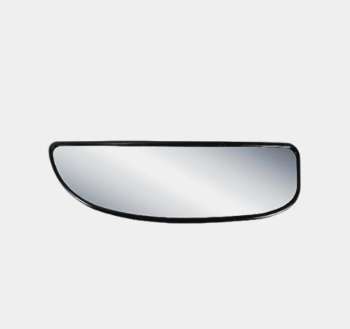 Fits 02-14  Van 99-07 Super Duty 00-05 Excursion Left Lower Mirror Glass w/Holder